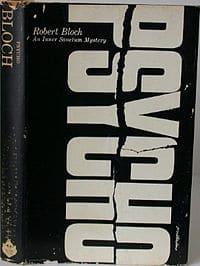 psycho book cover design