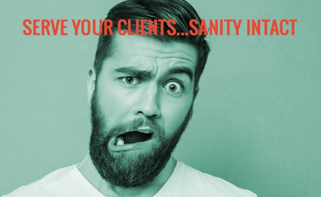 IT Pros Serve-Clients-Sanity-Intact