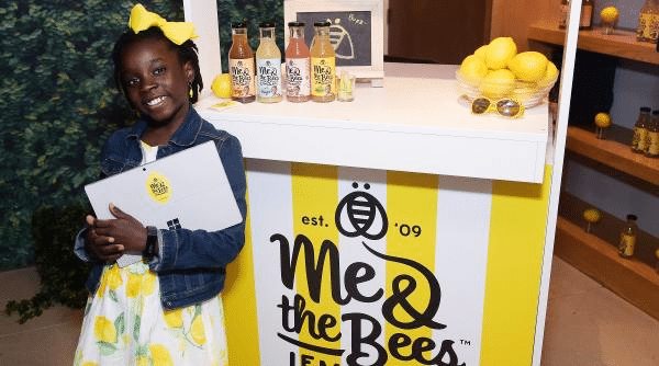 Branding that Gets it Right Me and the bees-brand design