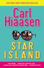 book cover design by Carl Hiaasen