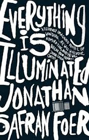 Everything is Illuminated book cover design
