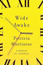 Wide Awake book cover design