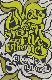 Always Forever book cover design