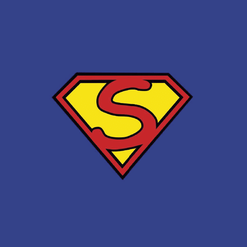 Comic Sans jokingly used on Superman logo