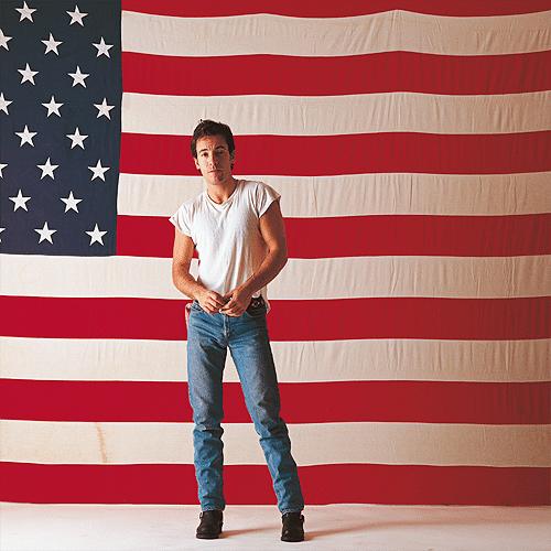 Born in the USA Album coverphoto