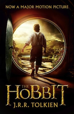 the hobbit new book cover design