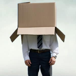 Man-With-Box-Over-Head-Ignoring-SEO