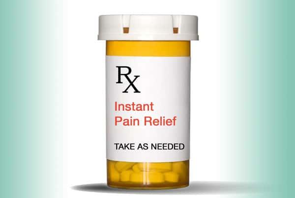 Instant-pain-relief-pill-bottle