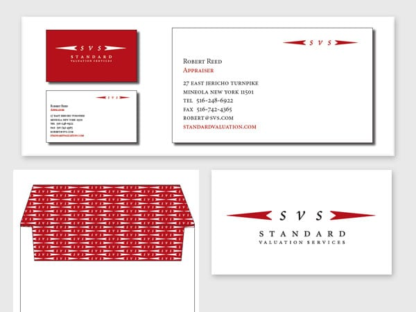 Business card and Stationary Design-SVS