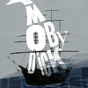 Judging A Book By Its Cover Moby-Dick