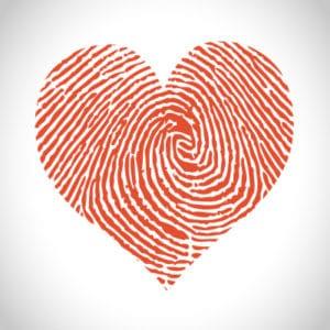 Personal-Branding fingerprint