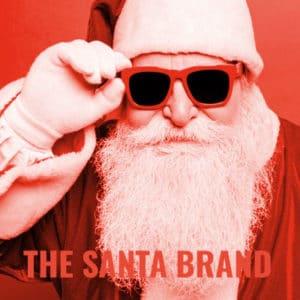 Santa-Claus-Brand-Santa-with-Sunglasses