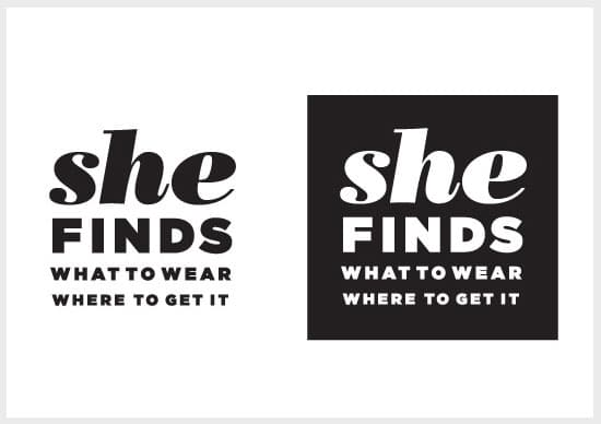 She-Finds-Logo-Design