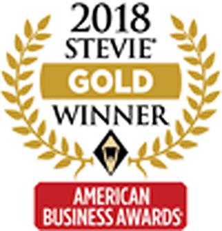 Stevie Award 2018 Logo