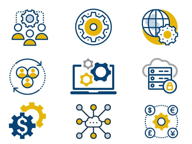 Custom-Icon-Set-Financial-Software-Firm