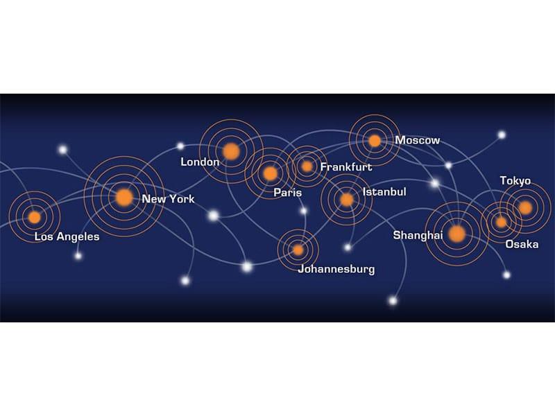 Custom-Map-Tech-Company