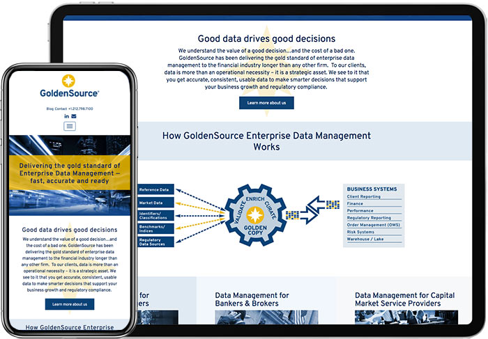 GoldenSource-Home-Page-Design-on-Mobile