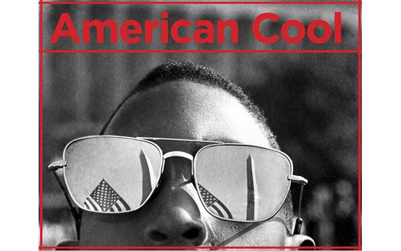 American Cool Presentation Slide
