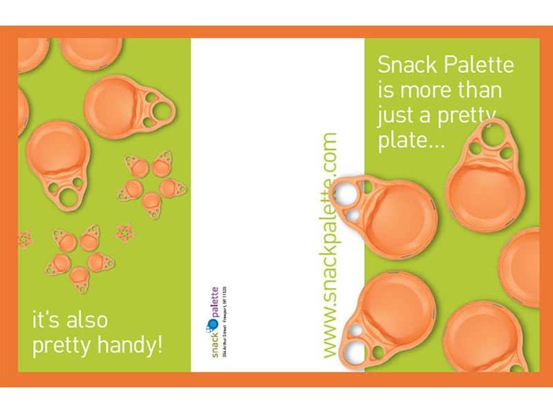 Snack-Palette-Trifold-brochure-Design