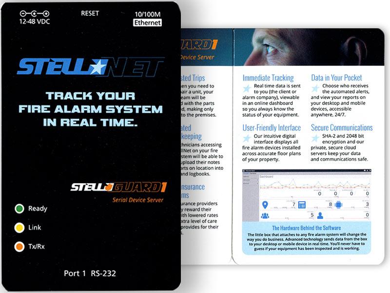 Stellnet-tech Company Brochure