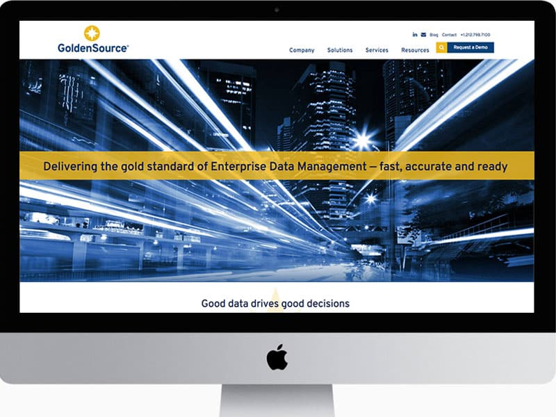 Website-Design-Financial-Software-Company-Home-Page