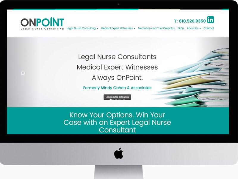 Website-Design-Legal-Nurse-Consultants