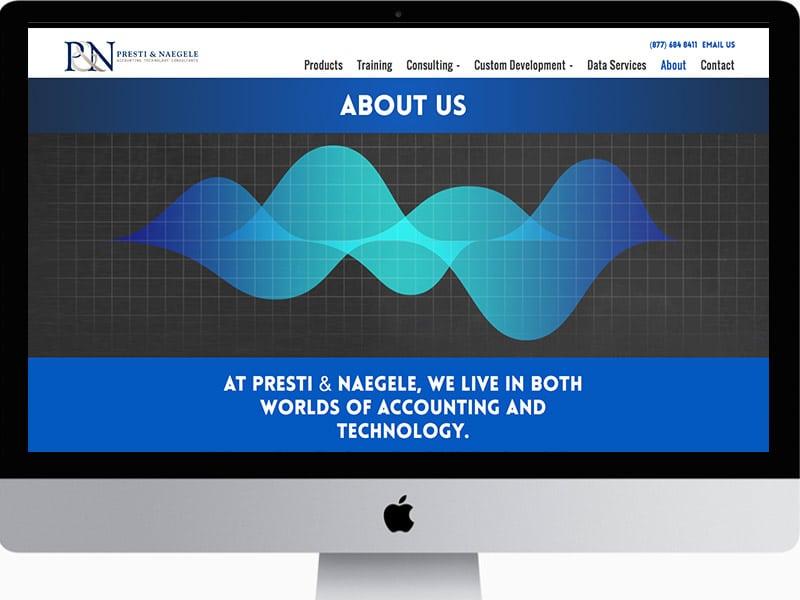 Brand Design Agency Web Design