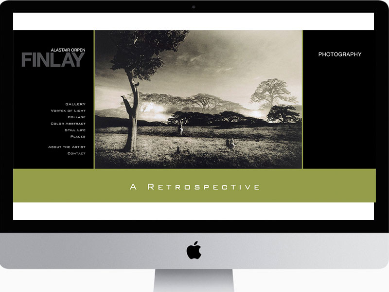 Finlay-Website-Design