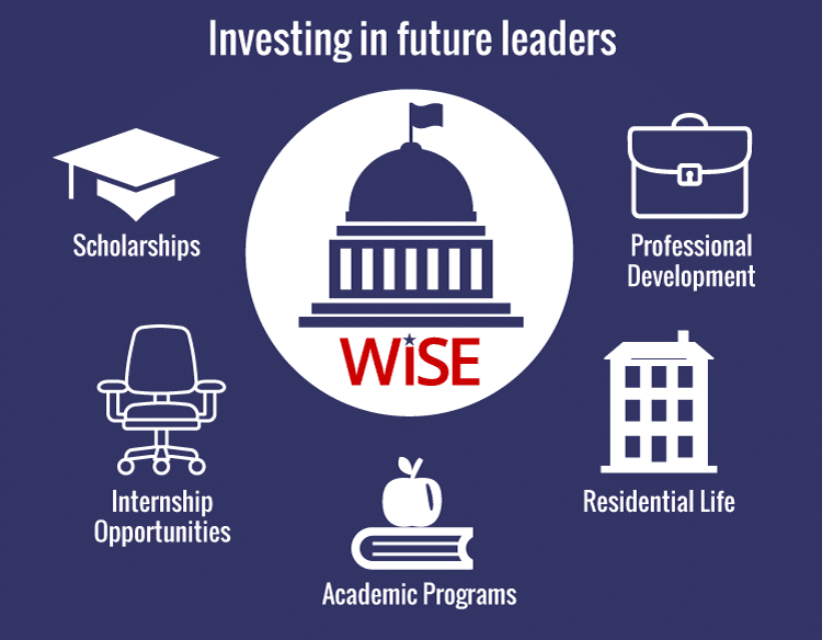 Wise Investing in Leaders Infographic