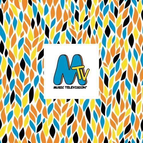 Comic Sans jokingly used on MTV's logo