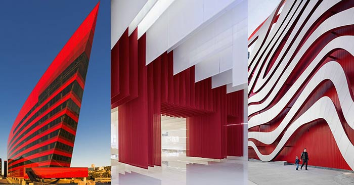 Red-in-Architecture
