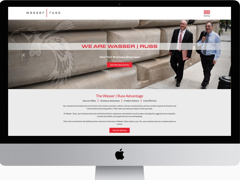 Wasser-Russ-Attorneys-Website-Design