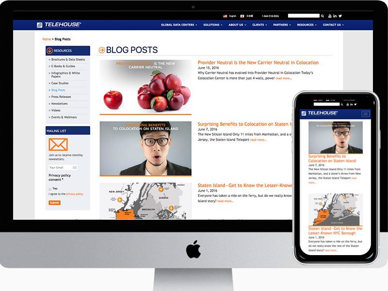 Website-Design-Telehouse-Blog-Section
