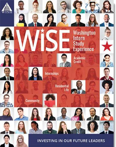 WISE-Intern-Housing-Brochure-design-Cover