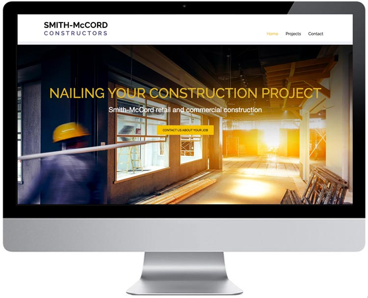 Construction Company-Website-Design