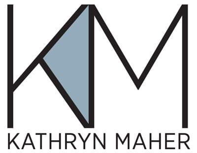 Artist-Kathryn-Maher-Logo-design