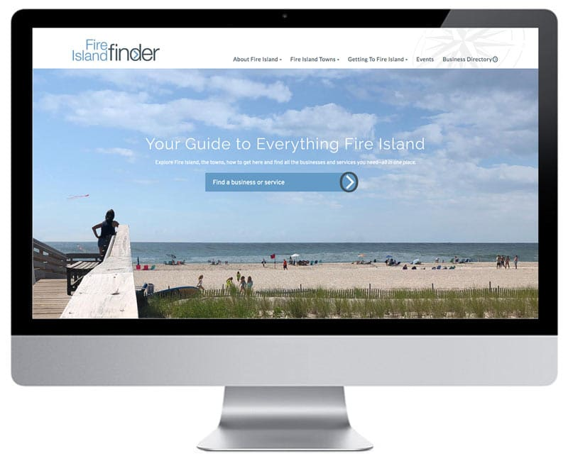 Fire-island-Finder-Home-Page-on-IMac