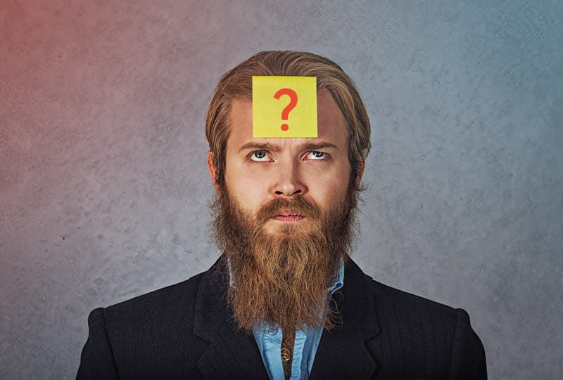 FAQs-on-Strategy-Man-With-Post-it-Note-on-Forehead